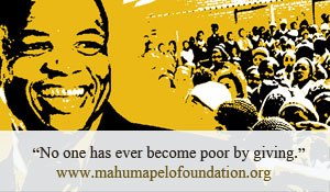 Supra Mahumapelo Foundation